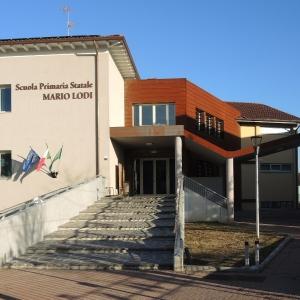 Ampliamento Scuola Primaria Mario Lodi
