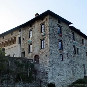 """Consolidamento statico Castello del """"Carmagnola"""""""