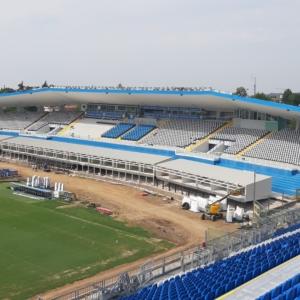 Riqualificazione Stadio Mario Rigamonti